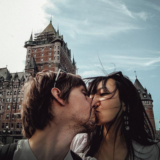 로맨틱 퀘벡시티