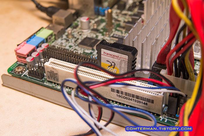와이즈기가 UB-2300 운영체제 플래시 모듈