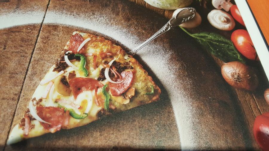 피자힐 콰토로 피자