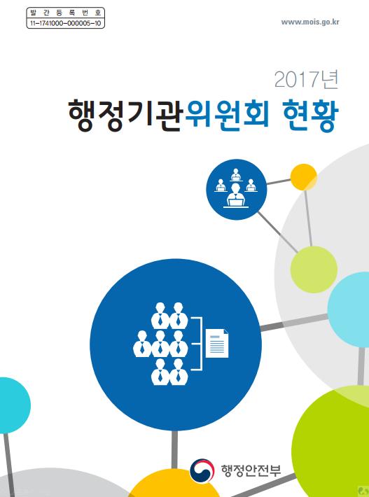 2017년 행정기관위원회 현황_통계