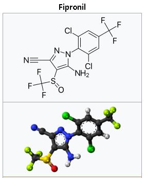 피프로닐-Fipronil 알아보기::OmnisLog