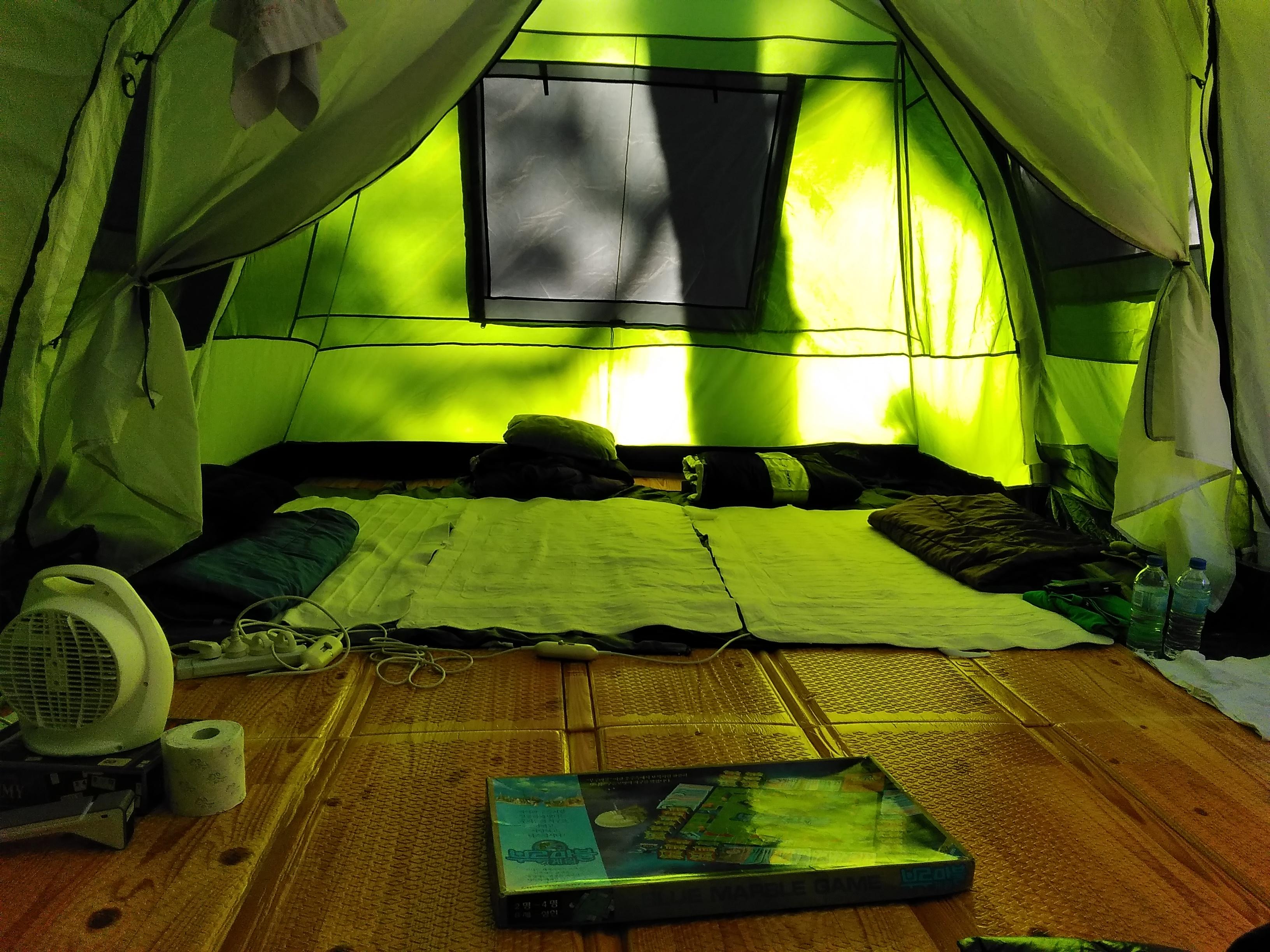 Lake leschenaultia camping 둘째날