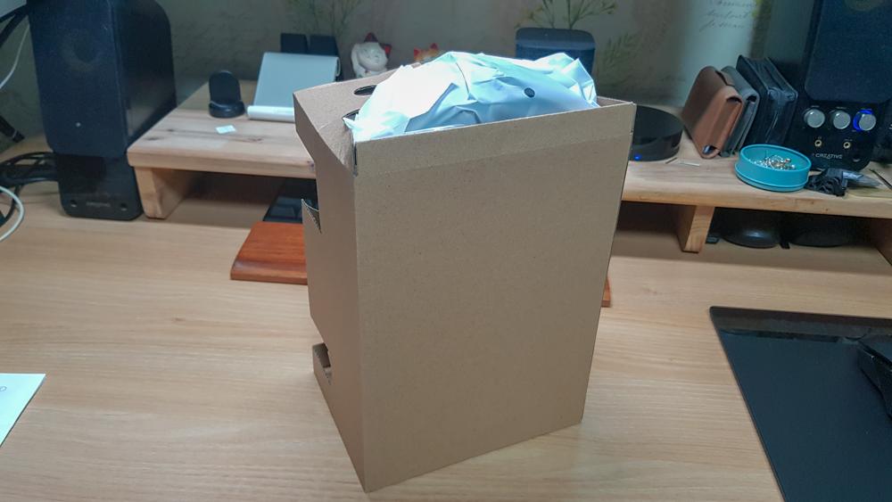 오난 루메나 N9-FAN STAND 서큘레이터형 선풍기 내부 박스