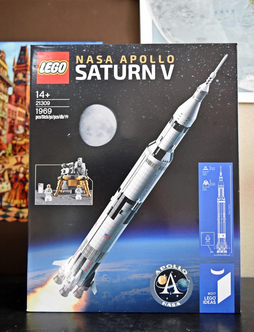 [LEGO] NASA APOLLO SATURN V (21309)