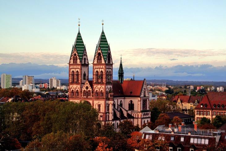 프라이부르크, 독일
