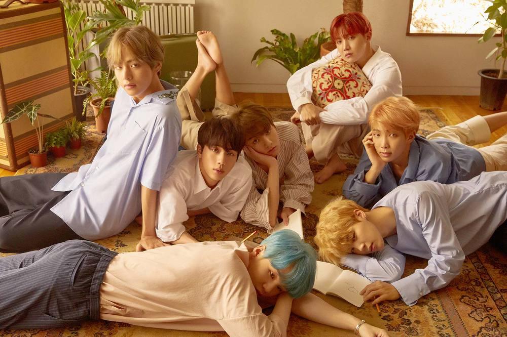 BTS(Bangtan Boys) Members Profile