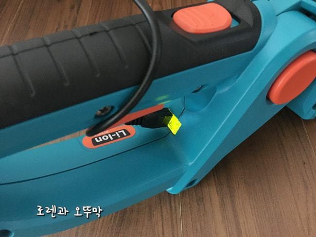 충전식 잔디깍는 기계(가데나 8895 comfortcut)11