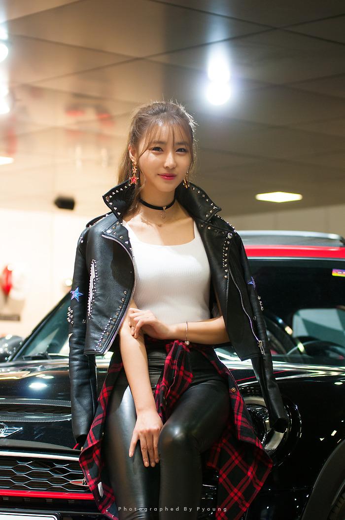 2017 서울 모터쇼 모델 임지우