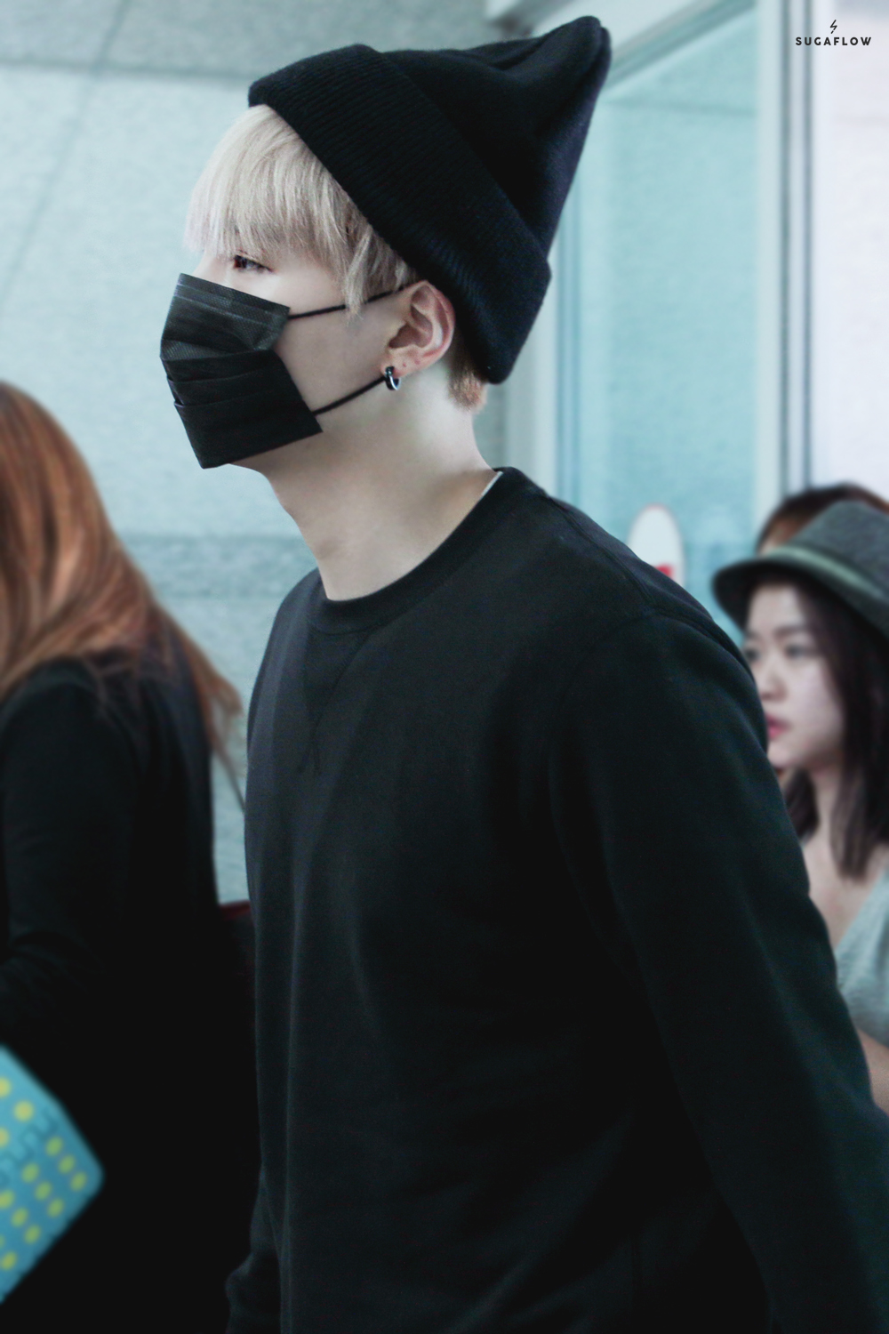 picturefansitesnap bts at incheon airport depart to